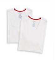 Polo Ralph Lauren Supreme Comfort V-Neck T-Shirt - 2 Pack L037