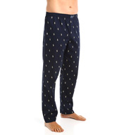 Polo Ralph Lauren Pony Player 100% Cotton Woven Pajama Pant R972